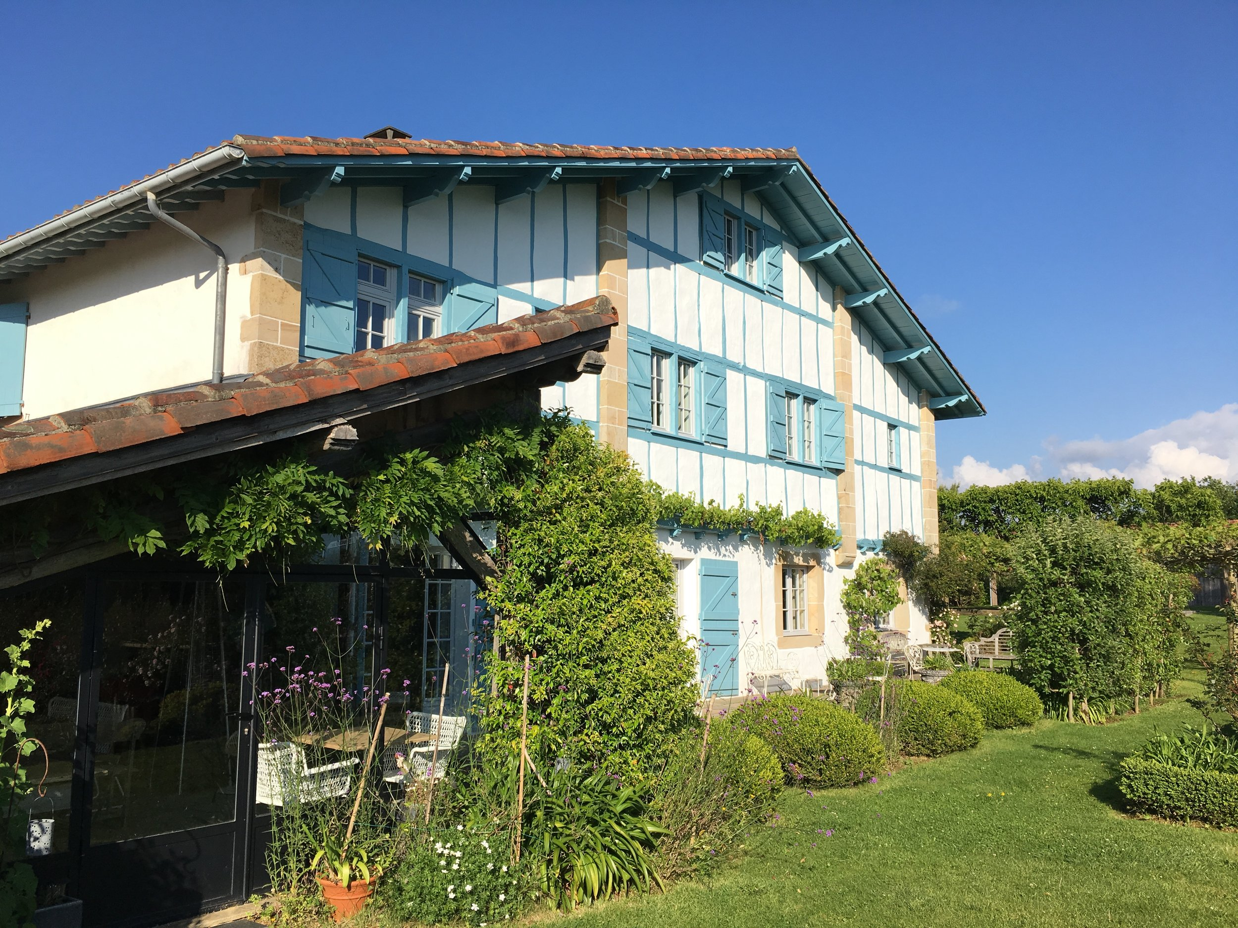 Authentic Accommodation Farm Basque Country