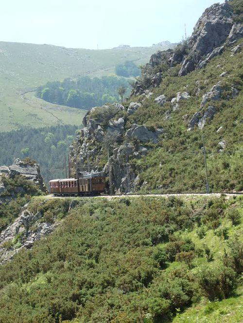 La Rhune Train Basque Country Tour