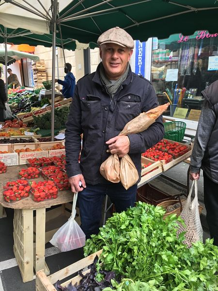 Local Farmer Market in Alsace - alsace food tours