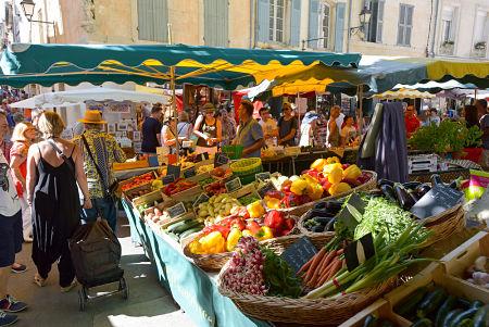 Farmer Market Basque Country - best of basque tours