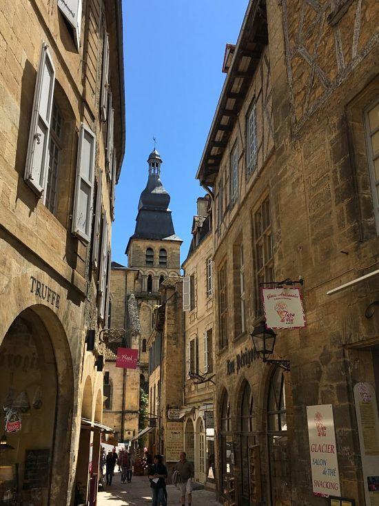Sarlat Historic Tour Dordogne Valley