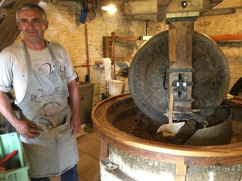 Traditional Oil Mill Dordogne Valley - dordogne wine tours