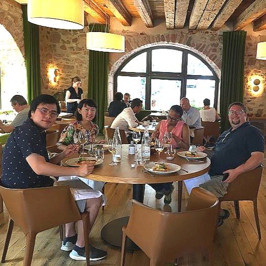 Small Group Tour Visiting a Restaurant Alsace - best restaurants in alsace