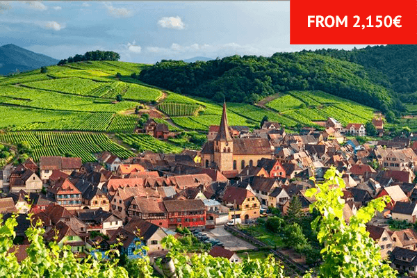 Food & Wine tour of Alsace - culinary tour france
