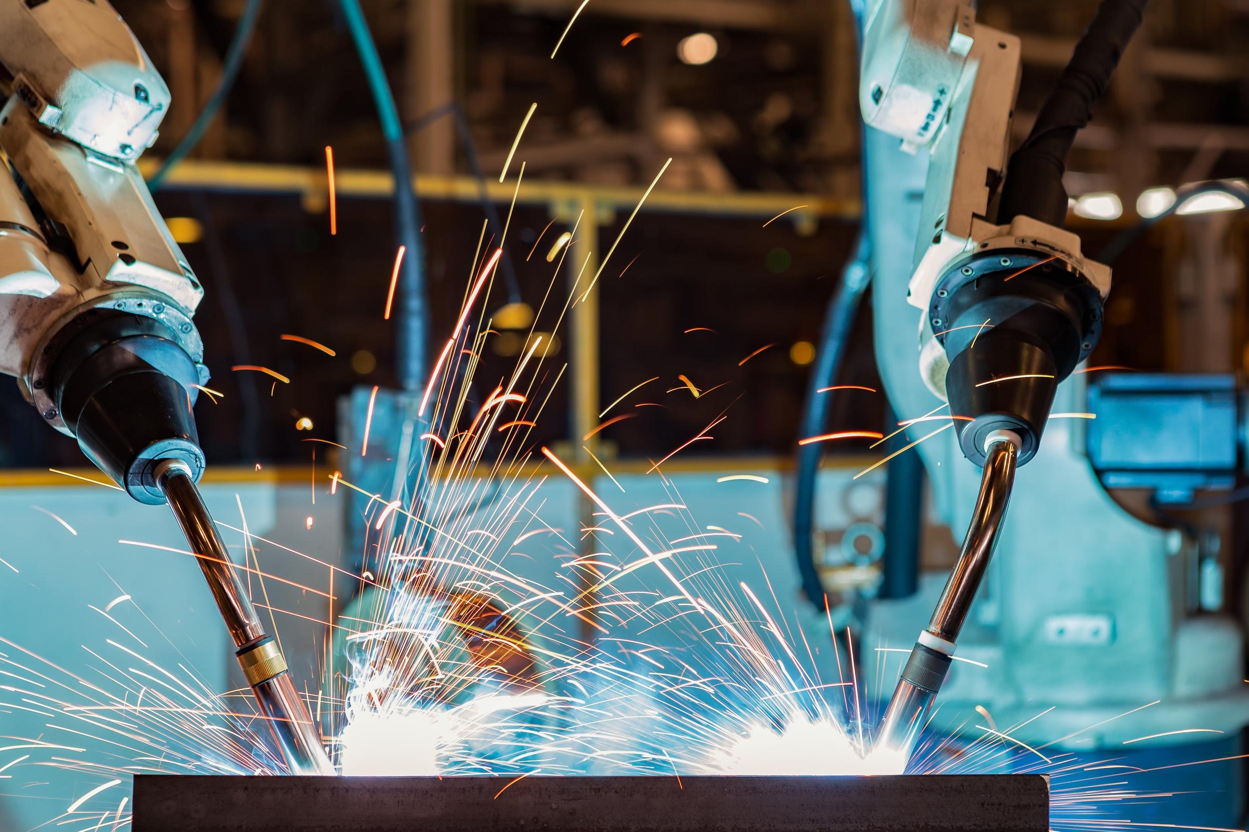 Robotic Laser Finishing