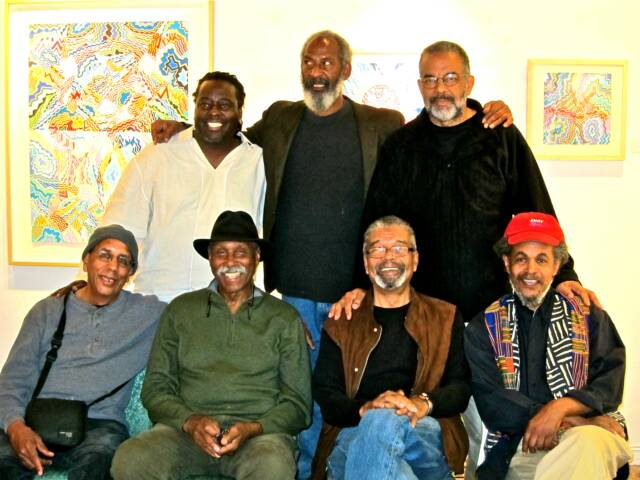 AfriCOBRA at Howard University Gallery - 2013