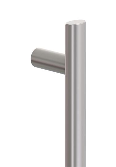 incasa FP031 Oval T-Bar Pull Handle -