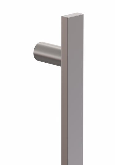 FP022 Flat T-Bar Pull Handle -