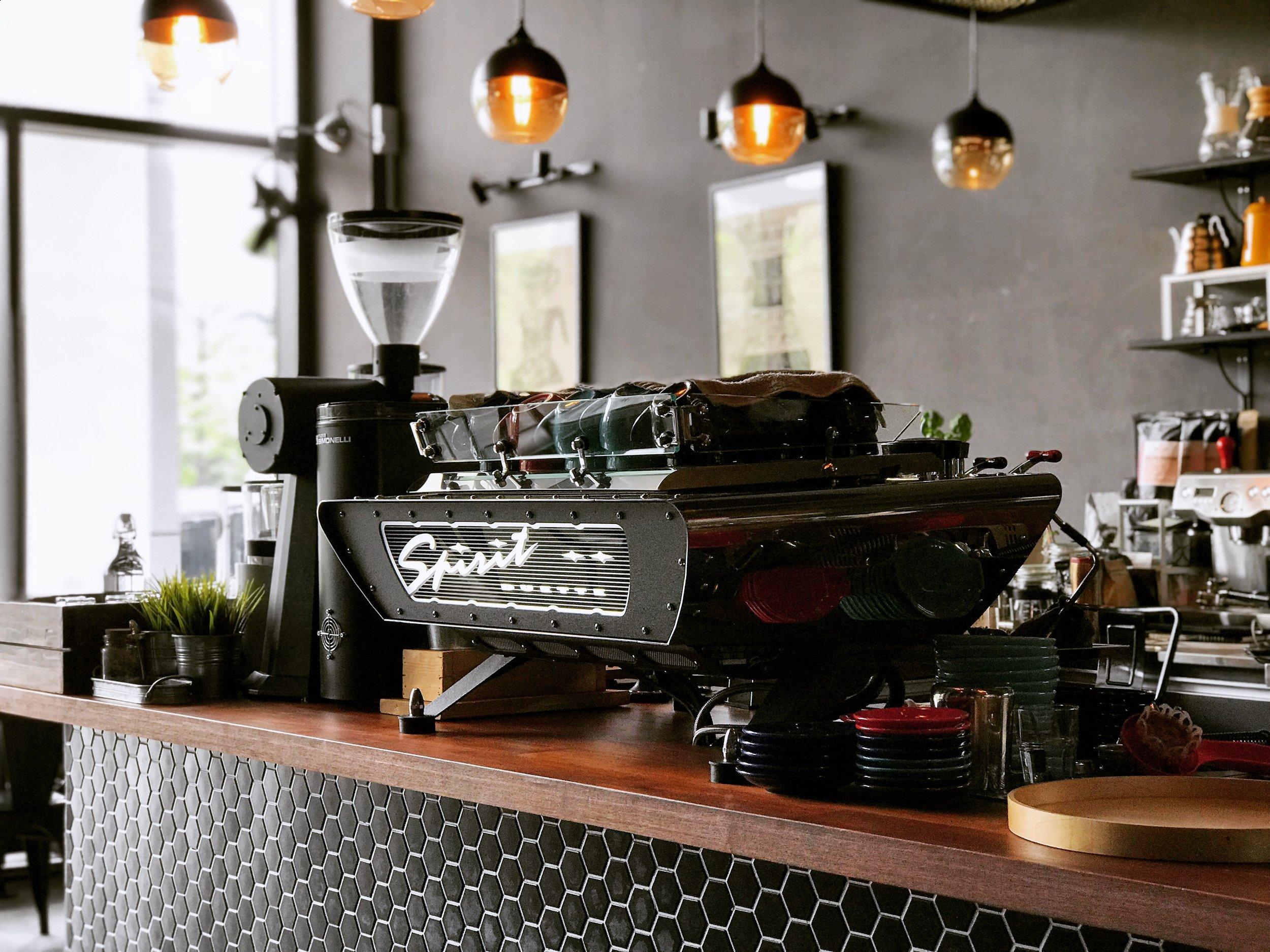 Picture credits to Code:Black Espresso