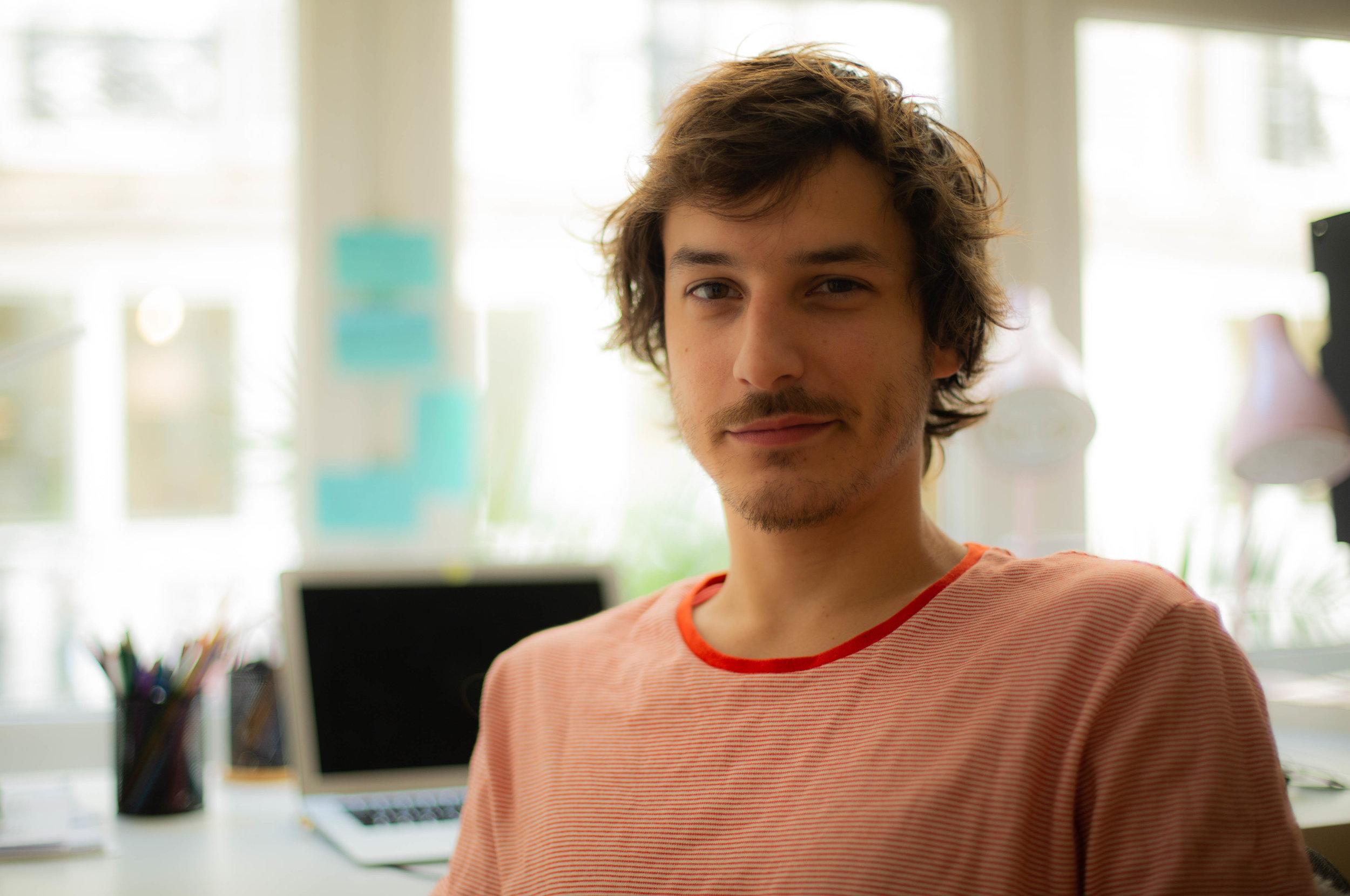 Yorick LEROUX - Development Directoredito@o2bfilms.com