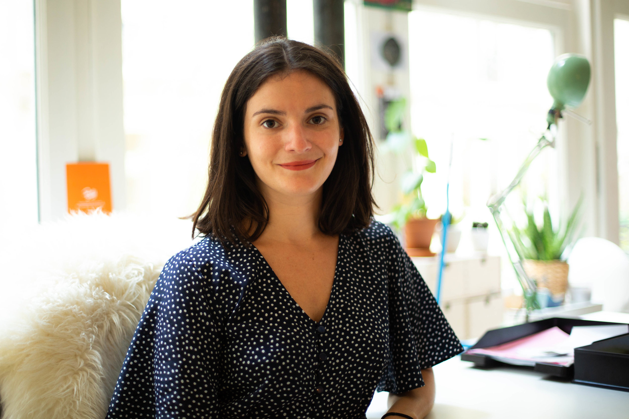 Sophie da costa - Production Assistantcontact@o2bfilms.com