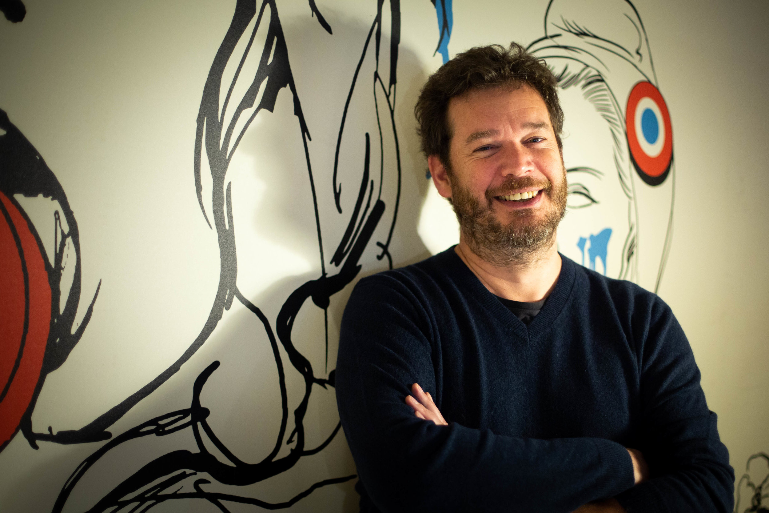 OLIVIER DE BANNES - Producerolivierdebannes@o2bfilms.com