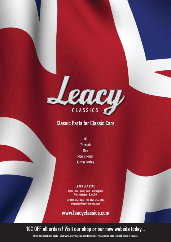 leacy ad