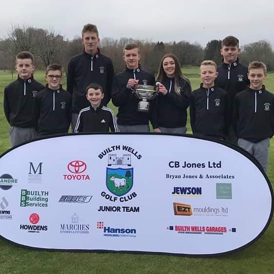 Wishing Builth Wells Juniors all the very best for the coming week as they head to 🇵🇹to represent Wales as champions in the Junior Nations Cup!  @graceedwards850  girl power!💪