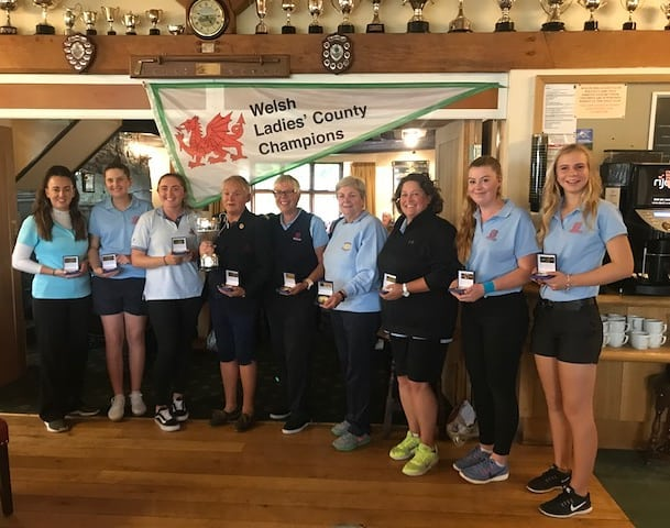 Monmouthshire crowned Welsh Ladies County Champions! #ladieswhogolf #golf #golfwales  https://mwcga.squarespace.com/news/2018/6/8/all-wales-inter-county-competition