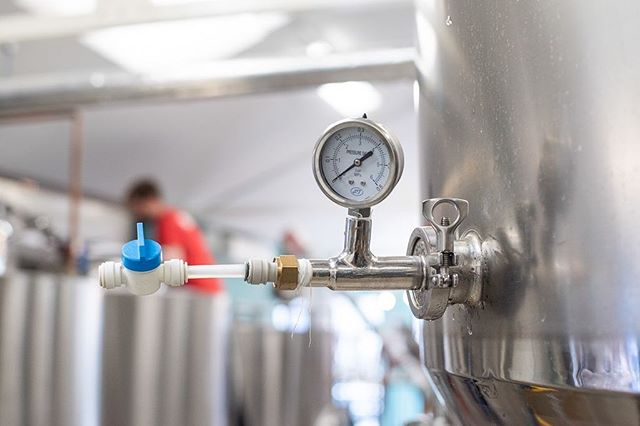 Up close in our brewery, making #beerforall #breweryporn #brewers #brewerylife #beerislife