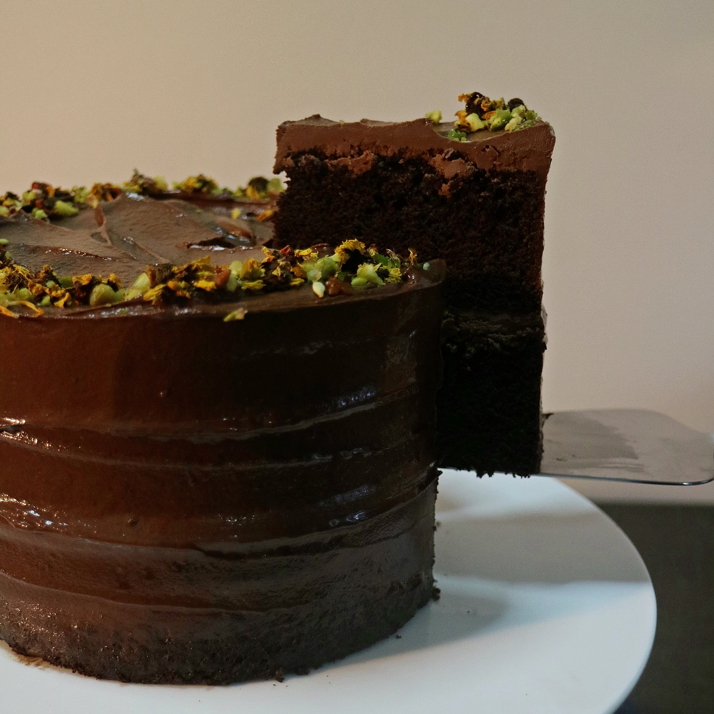 Chocolate Sliced