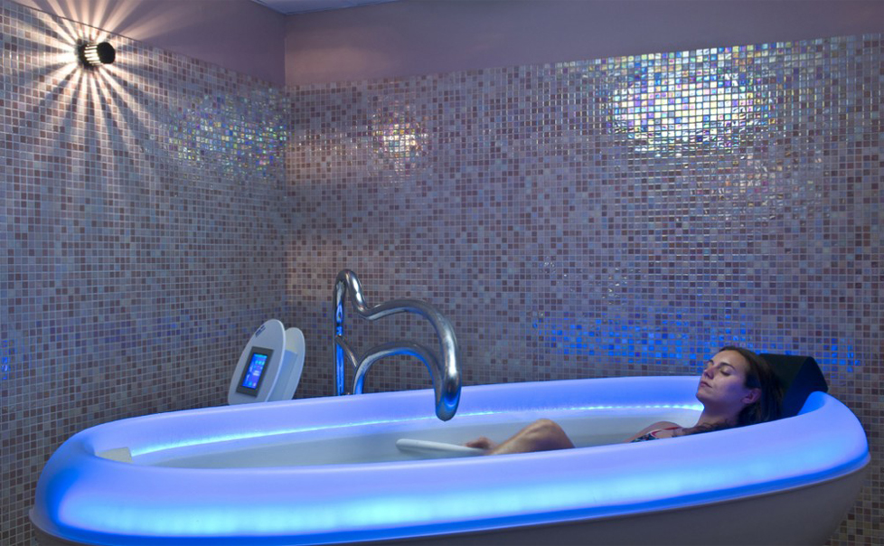 Aquatic therapy - // Thalasso