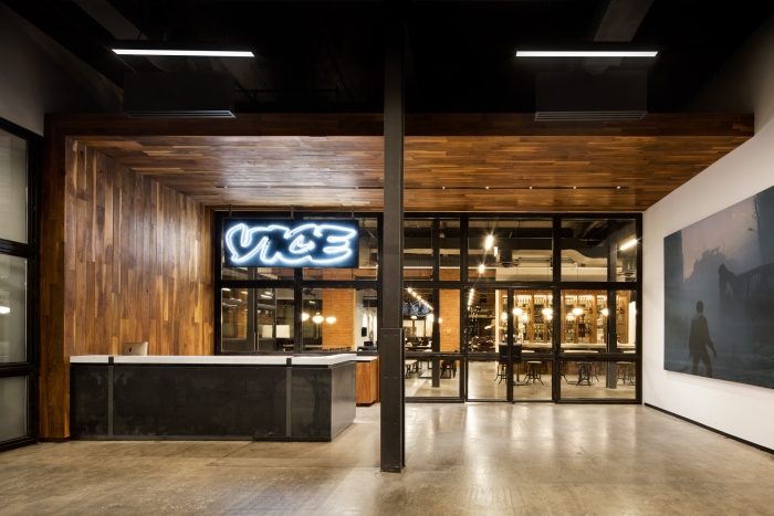 Vice Office Toronto. Image cred: officesnapshots.com