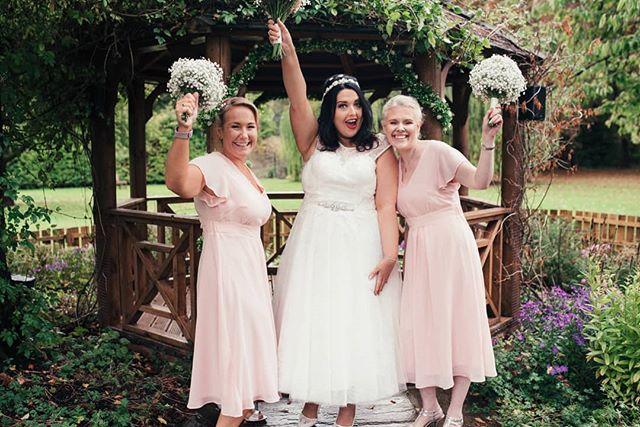 Happy International Women's Day. 💖 . . . . . #happyinternationalwomensday #internationalwomensday2019 #bridetribe #squad #squadgoals #bridesmaids #girlgang #girlssupportgirls #stronggirlsclub #yorkweddingphotographer #yorkwedding #maltonwedding #maltonphotographer #theoldlodgemalton #wedding #happilyeverafter