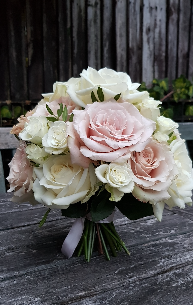 Wedding Florist The Old Vicarage, Southwell