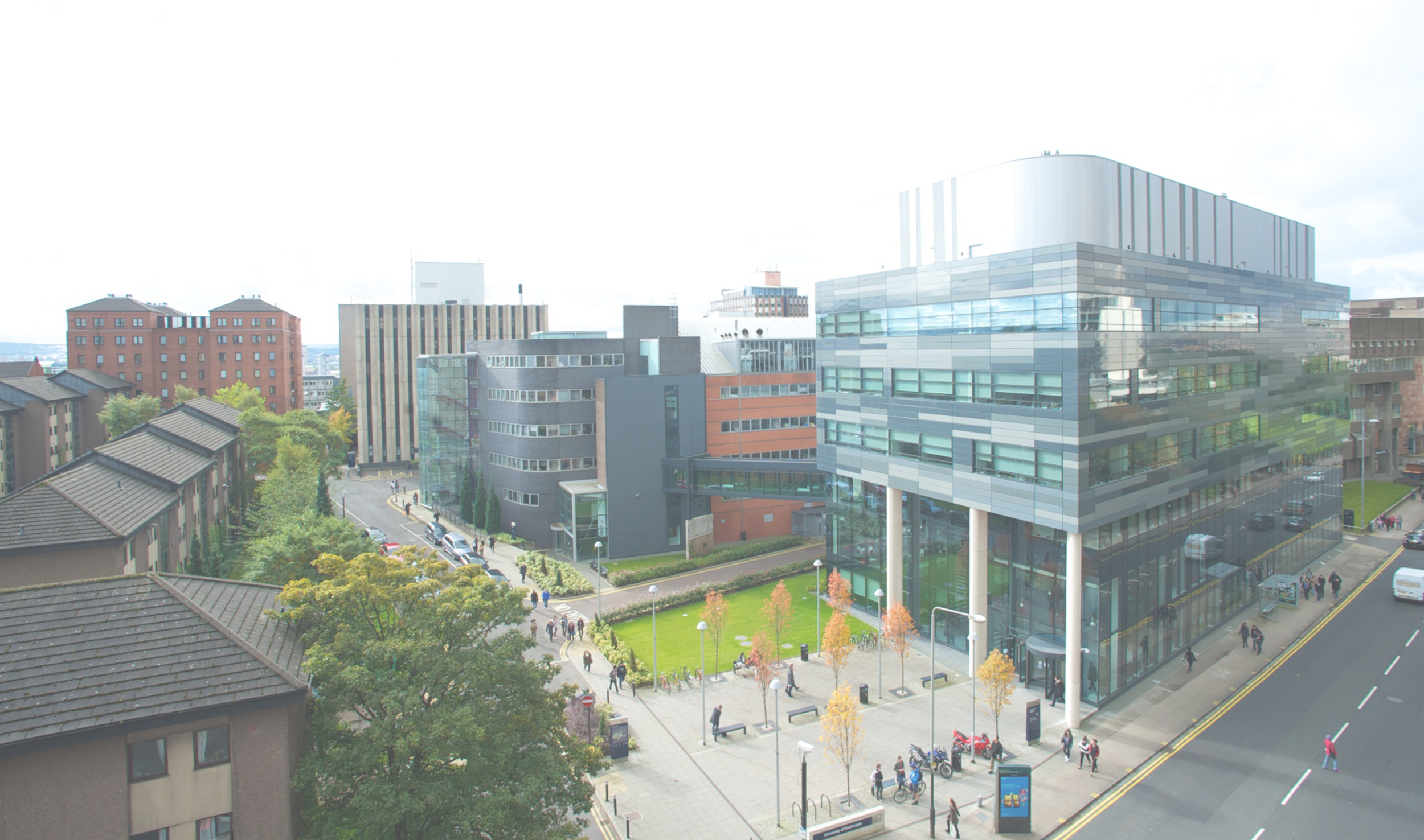 University of Strathclyde in Glasgow, Scotland