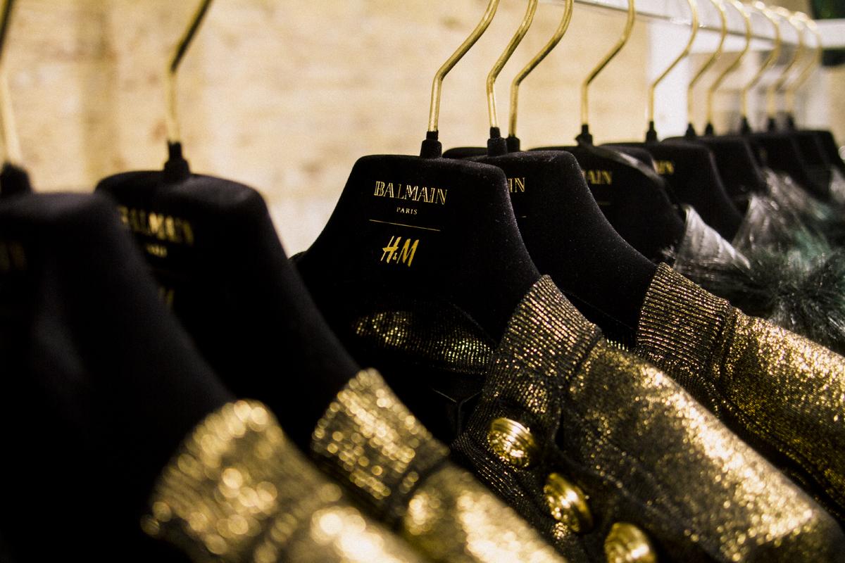 H&M | H&M x Balmain -