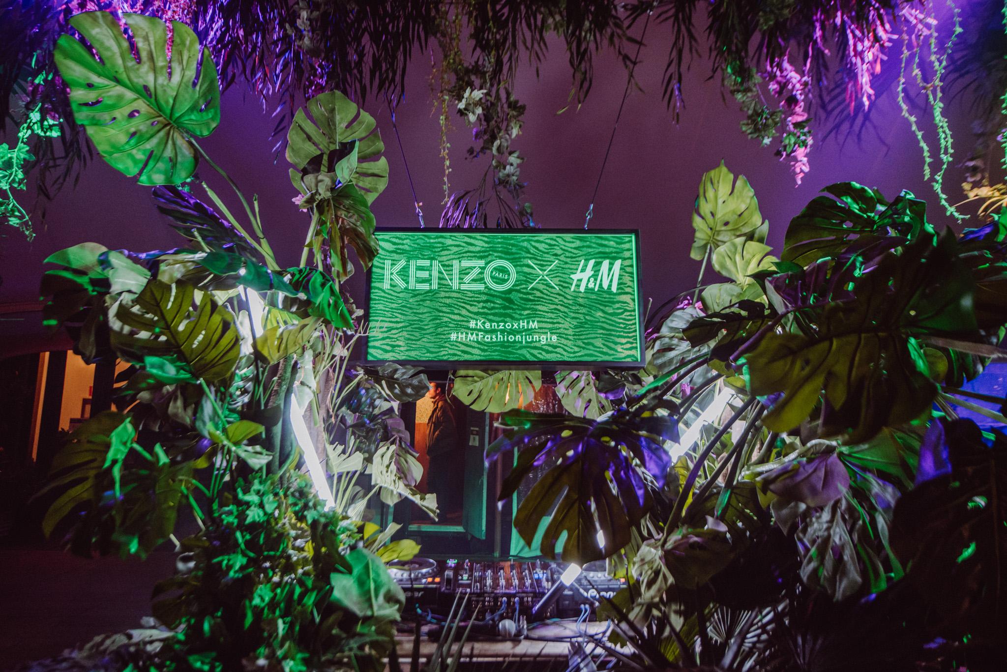 H&M | Kenzo x H&M -