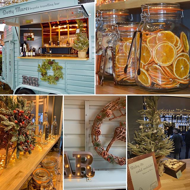 Do you have or know of a Christmas event that could use a bar.... Mulled Wine, Hot Choc, Spiced Apple Gin or Rum served by The Dotty Mares.... Village Fayres, Santa's Arrivals, Light switch-ons or even for company Christmas drinks...we'll come to you.  Dotty makes a fabulous addition to any event 🎄🥂🍷 #christmasevent #staffchristmasparty #santasarrival #village