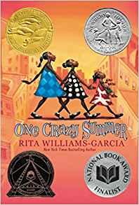 One Crazy Summer by Rita Williams Garcia