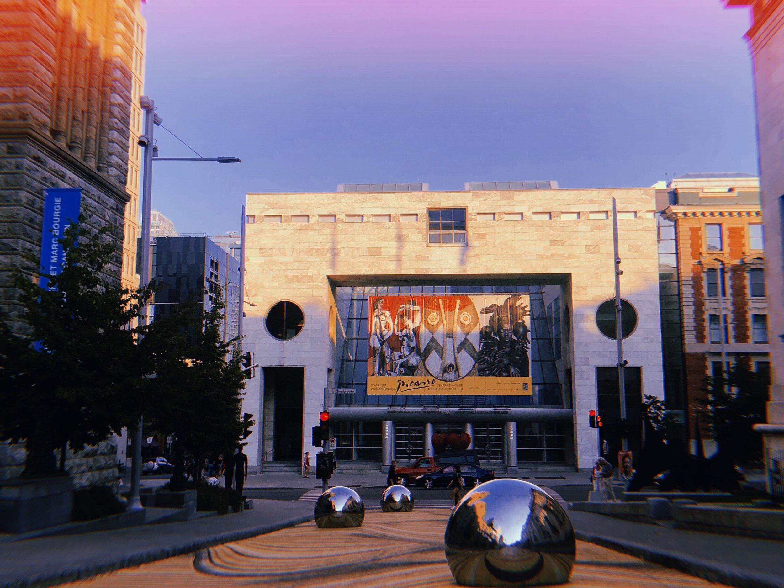 Musée des Beaux Arts de Montreal