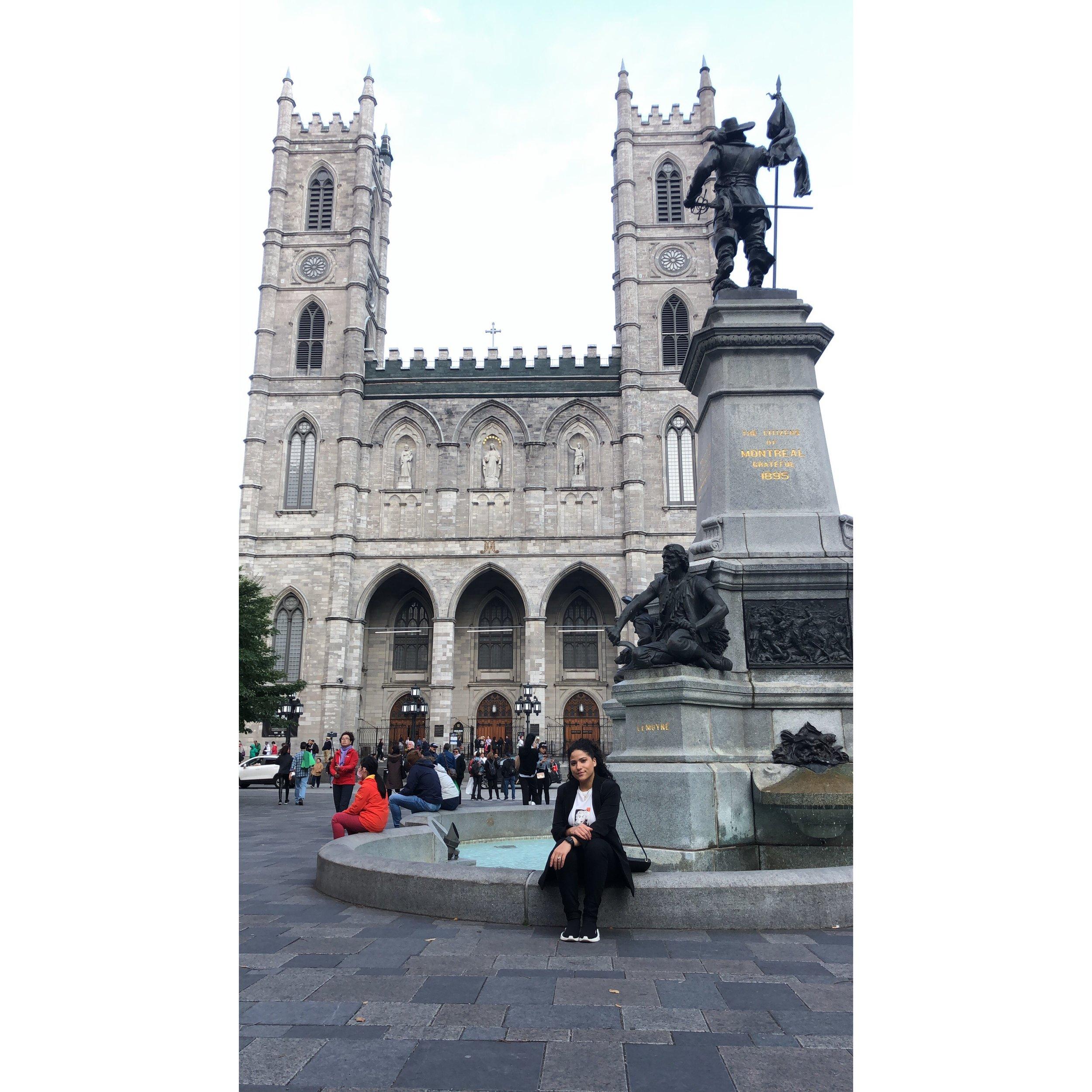 Basilique Notre-Dame-de-Montreal