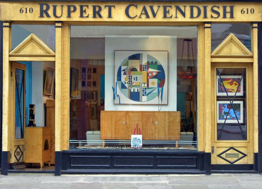 Rupert Cavendish Antiques | Fundraising Exhibition & Auction