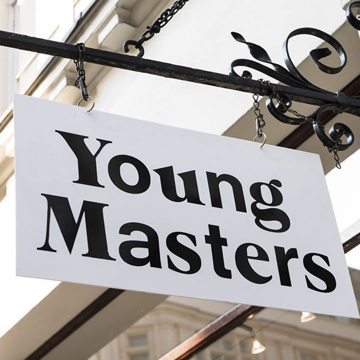 Young Masters at Gallery 8 | London