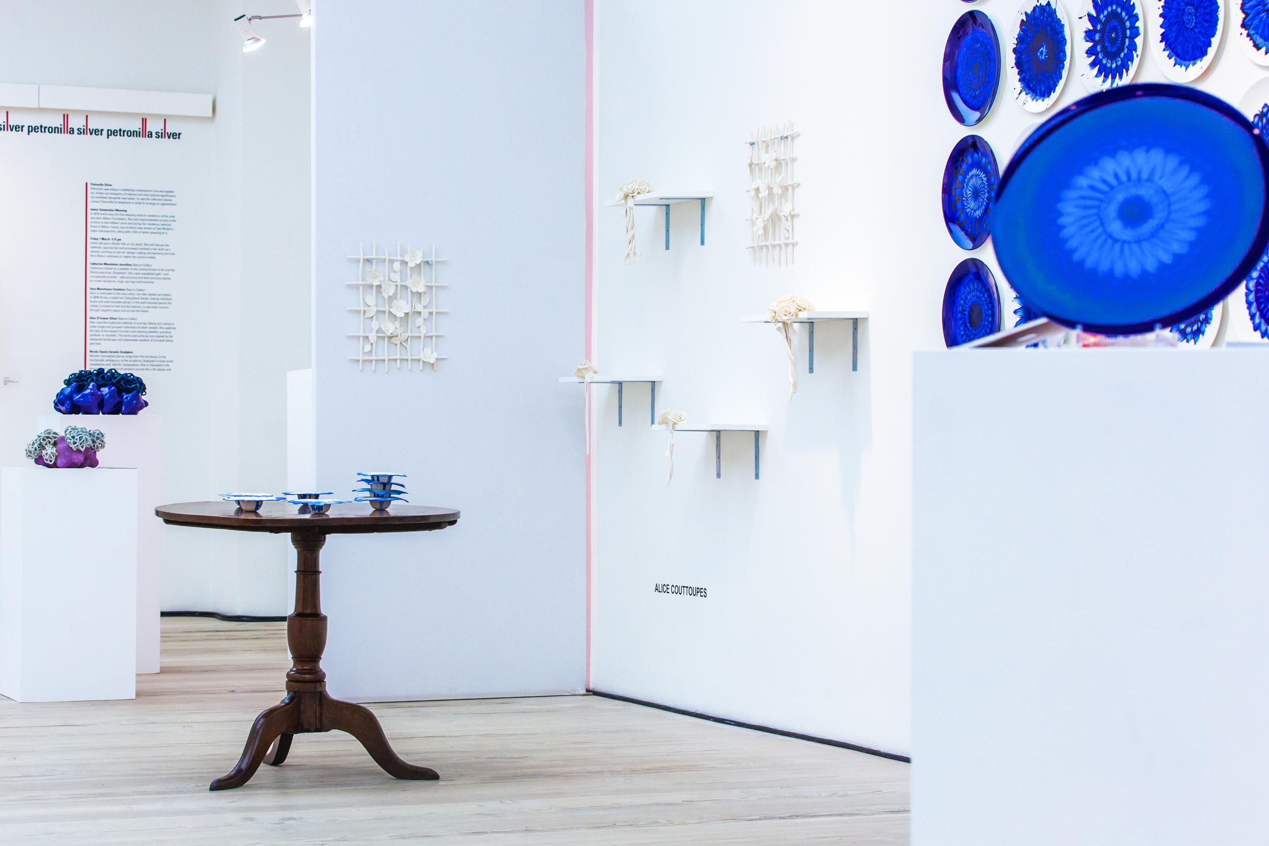 Alice Couttoupes at Collect 2019, Cynthia Corbett Gallery, Photo credit Cristina Schek (12).jpg