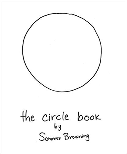 The Circle Book, artist book, Cuneiform Press