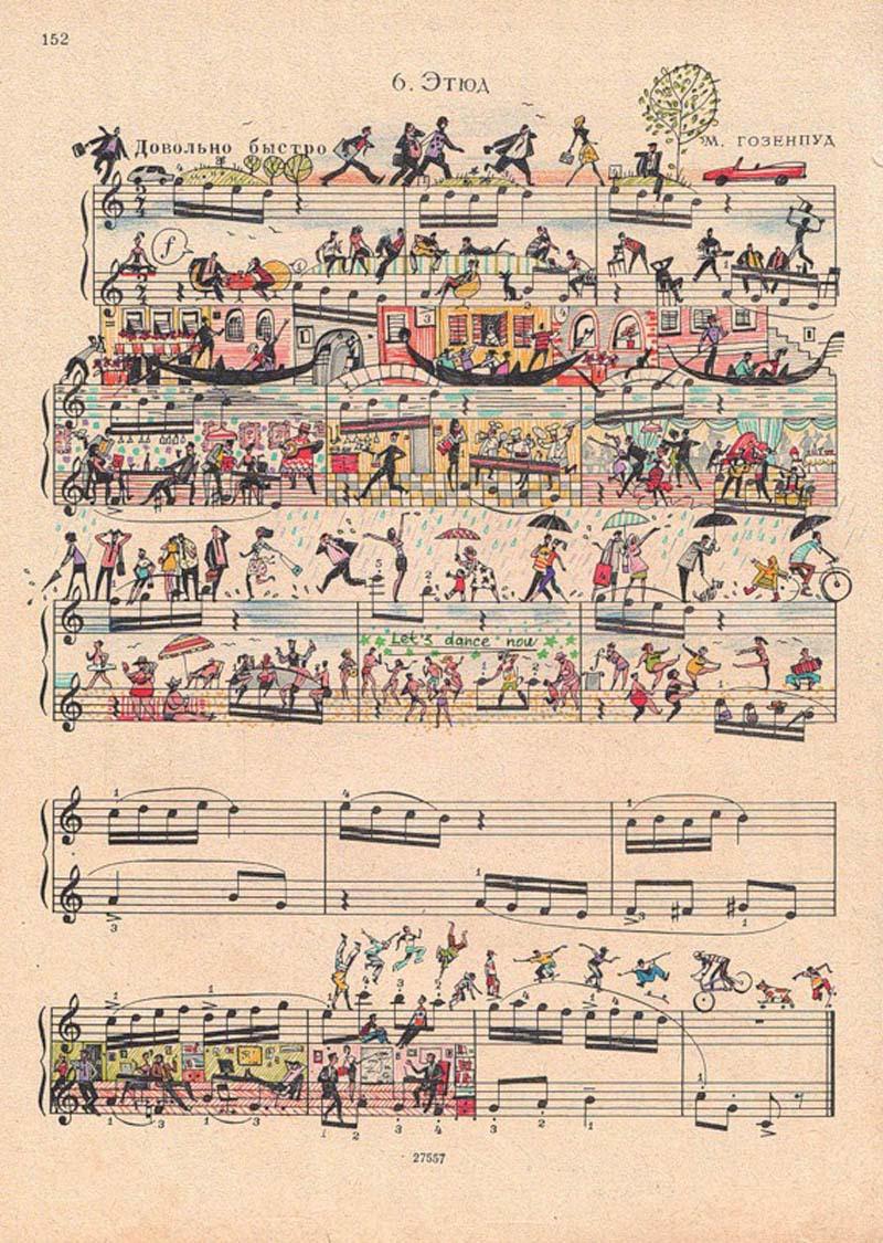 classical composition - portfolio