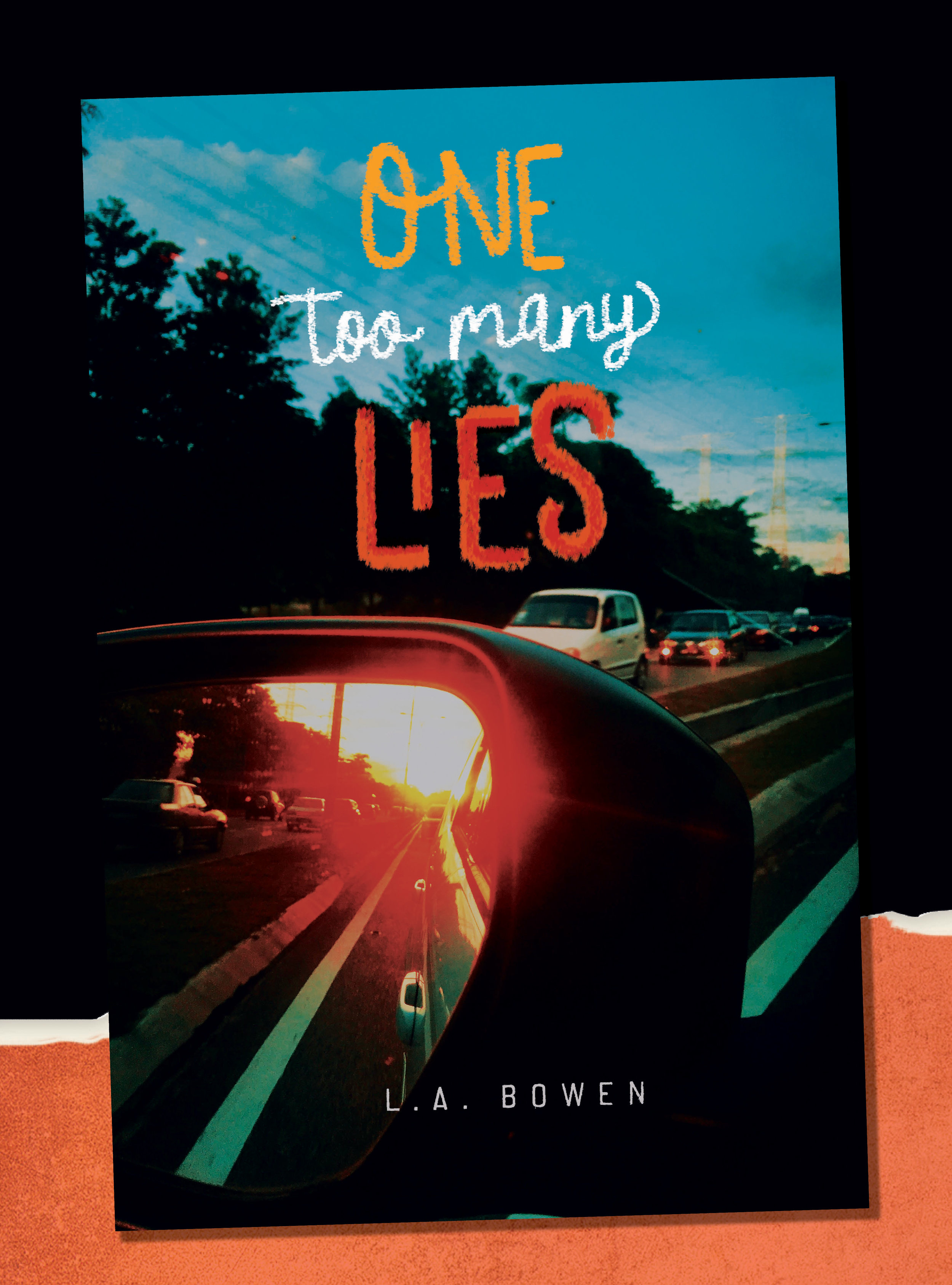 12.1.18 -  OTML  Release Date   One Too Many Lies  now available through    Amazon    and    West44   .