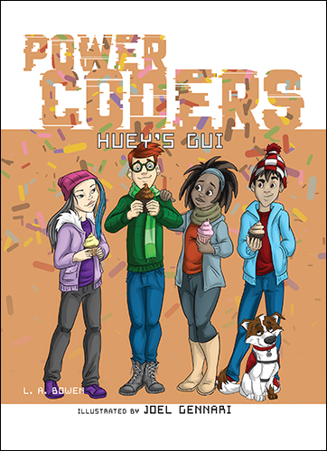2019 PowerKids Press, graphic novel