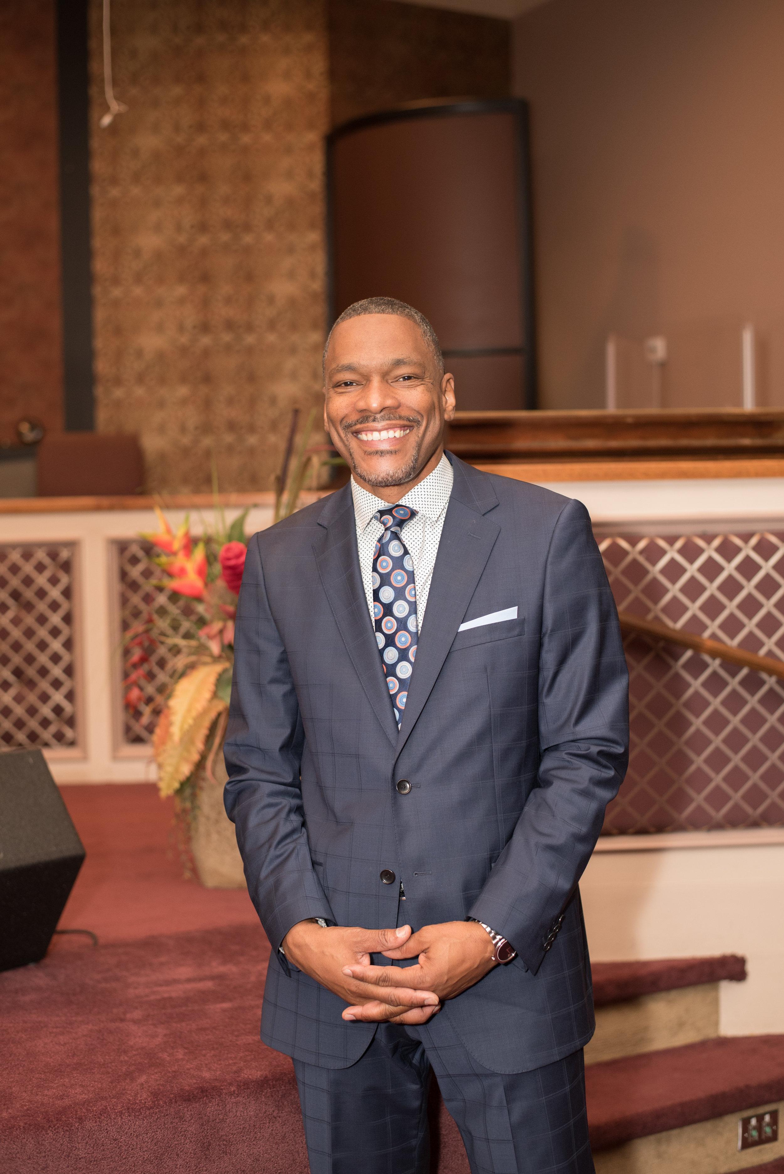Pastor Danny Cole, Executive Pastor