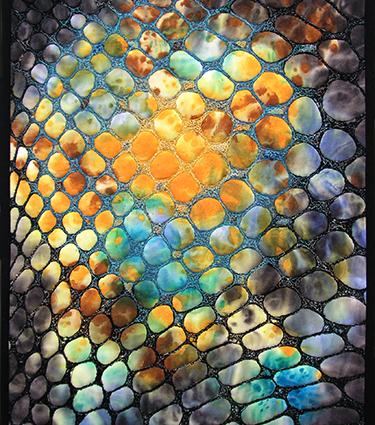"""Matrix Opal II"" (Detail)"