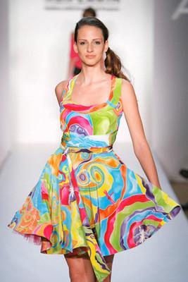 """Dancing Sun Dress"""