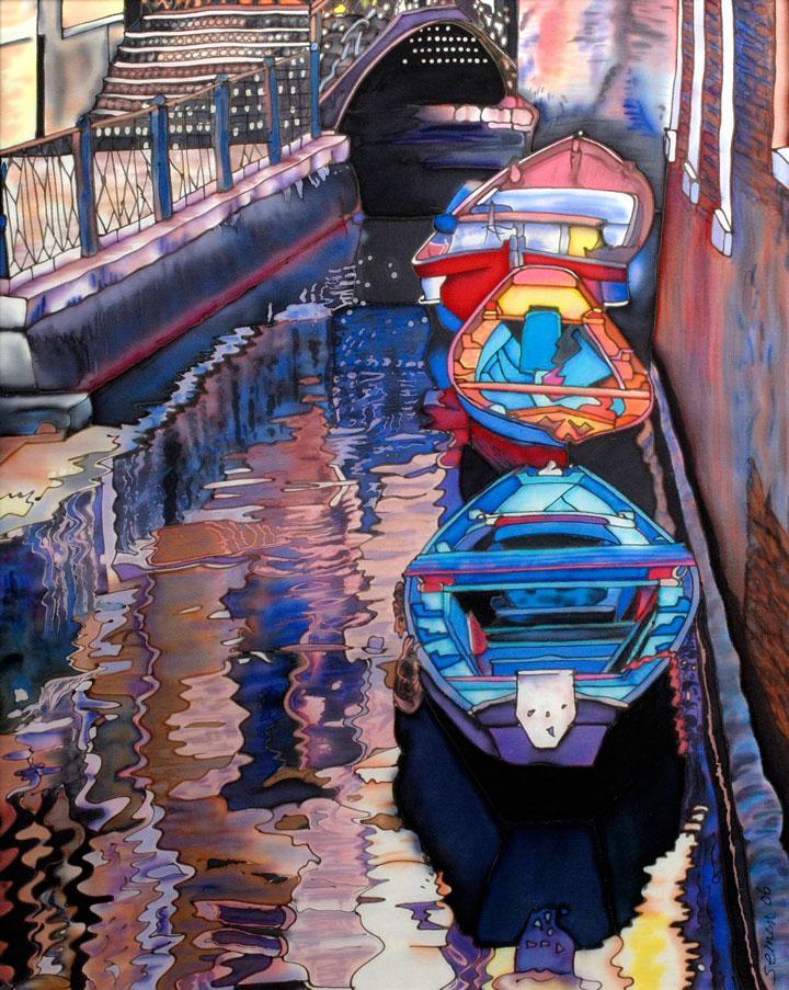 """Still Waters Venice"""