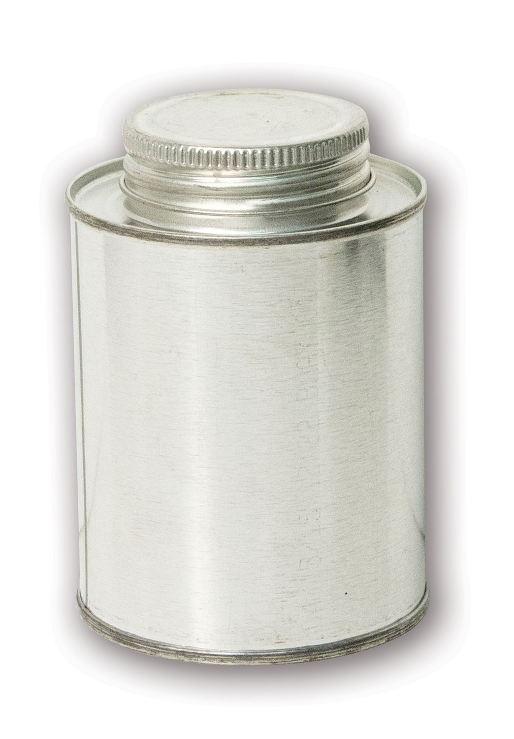 8 oz Metal Can#(stainless steel w/cap)#Item ACC2103