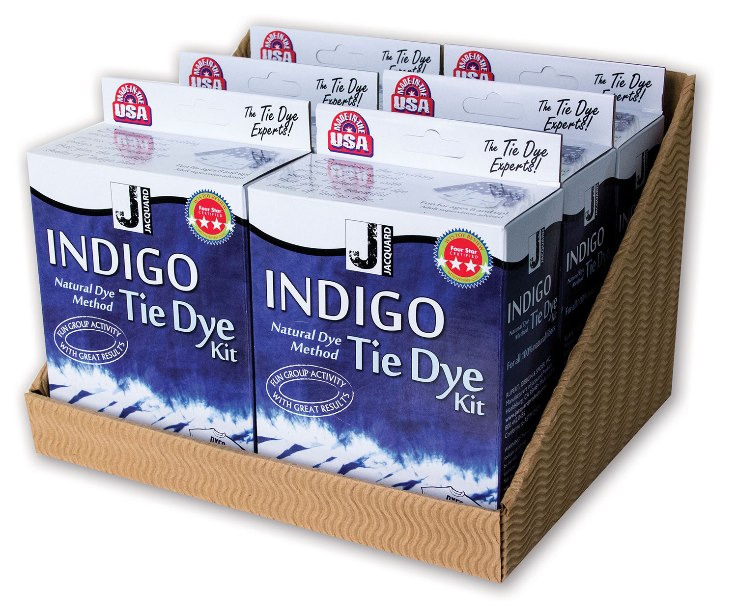 Indigo Display