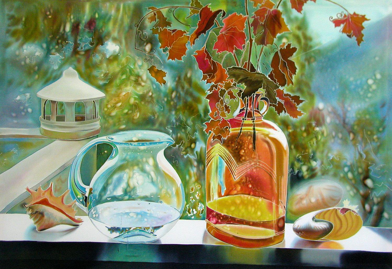 """My Window"" by Natasha Foucault @natashafoucault"
