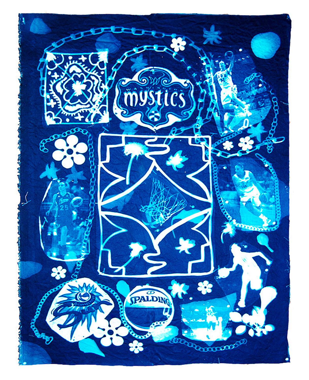 """Mystics"" by Andrea Bergart @andreabergart"