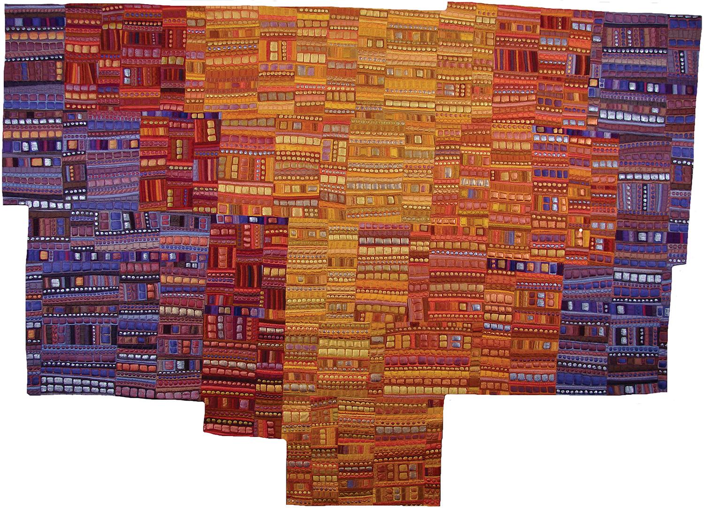 """Antelope Canyon Mosaic"" by Kimberly Lacy - kimlacy.com"