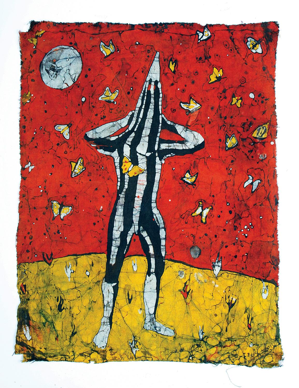 """Koshmenk - Spirit of Hain Ceremony"" by Felipe Olguin @ikarobatik"