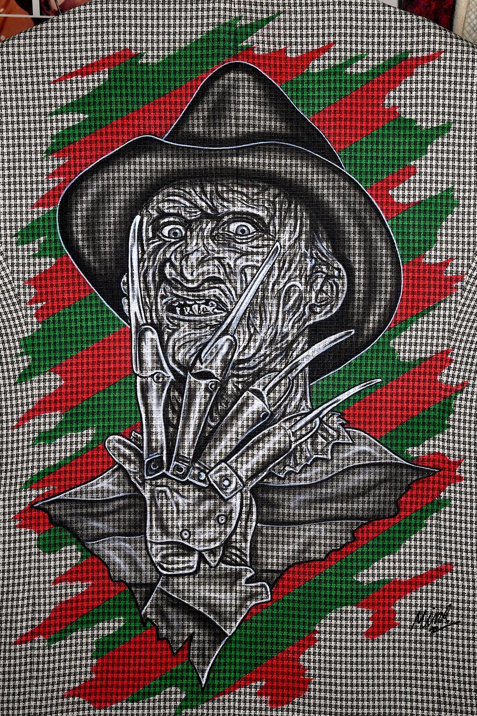 """Freddy Krueger"""